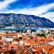 Attractions Montenegro.
